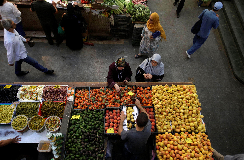 L'inflation moyenne annuelle à 4,5% jusqu'à octobre
