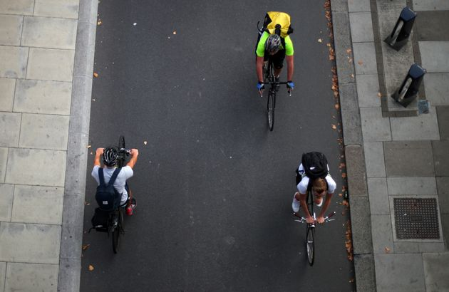 New Figures Reveal Bikers Are 63 Times More Likely To Be Seriously Injured On UK