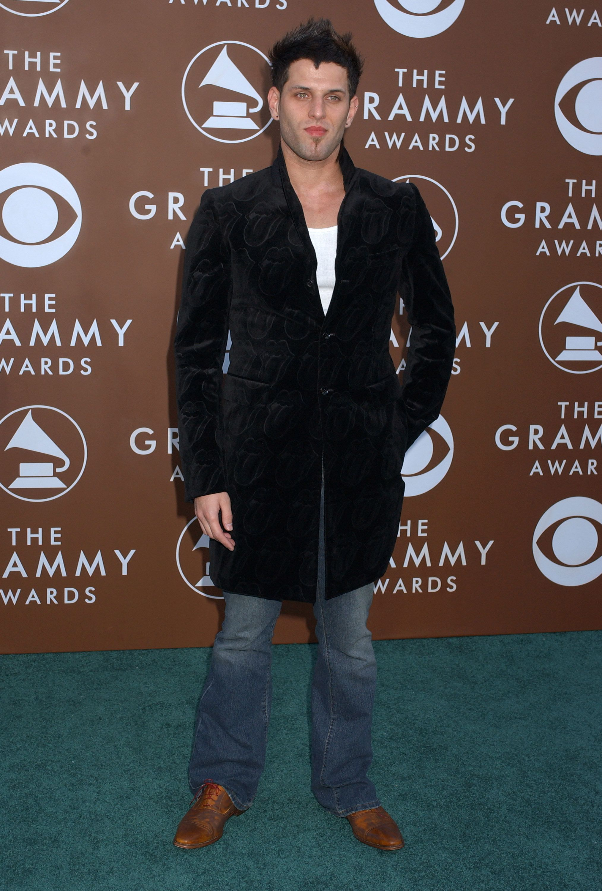 Devin Lima (Photo by Gregg DeGuire/WireImage for The Recording Academy) *** Local Caption ***