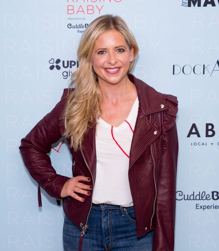Sarah Michelle Gellar apologized for her post but did not take it down.