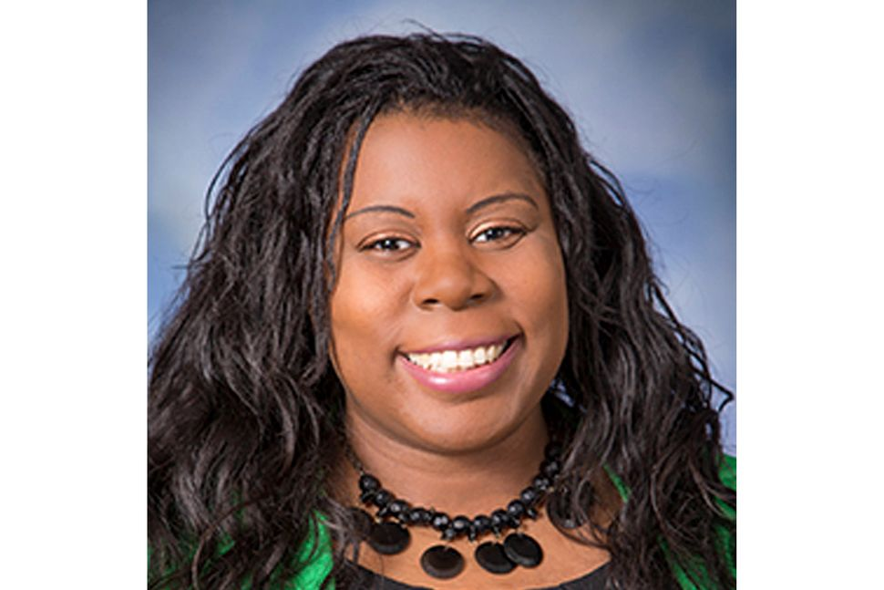 Tamara O'Neal in September 2017. Although her killing was the consequence of domestic violence, many news outlets at fir