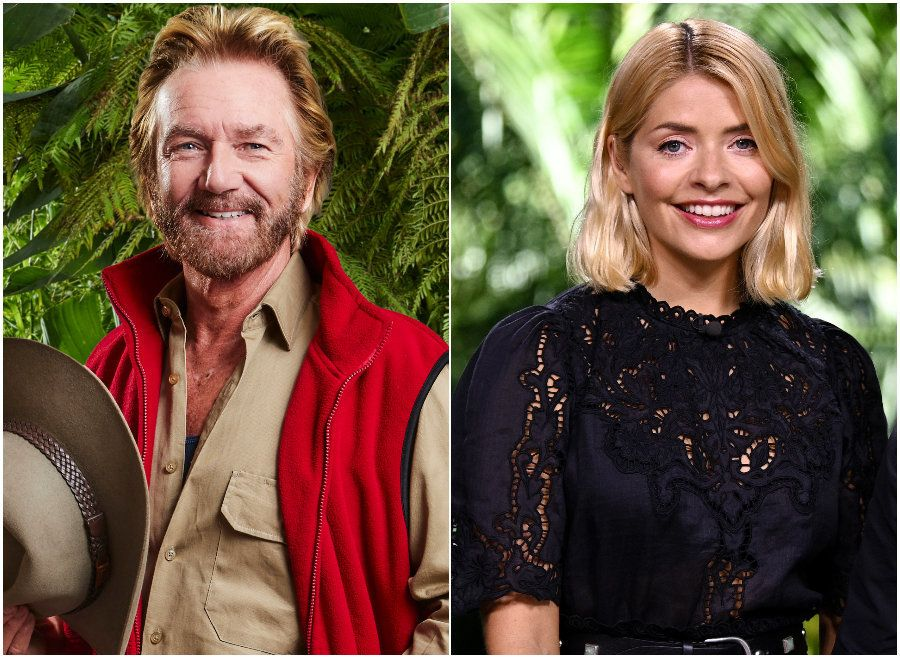 'I'm A Celebrity': Noel Edmonds And Holly Willoughby Could Be Set For A Very Awkward