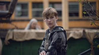 Matt Lintz as Henry- The Walking Dead