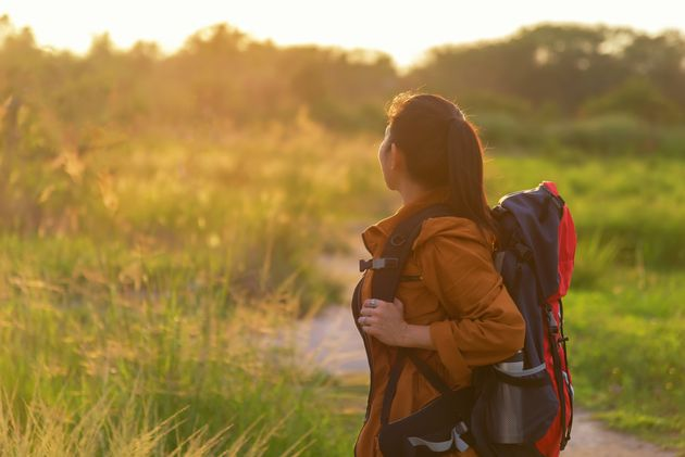 Studies suggestconnecting with nature brings health and well-being