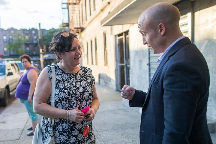Democrat Max Rose won a traditionally Republican seat in New York by offering real solutions to the problems voters care abou