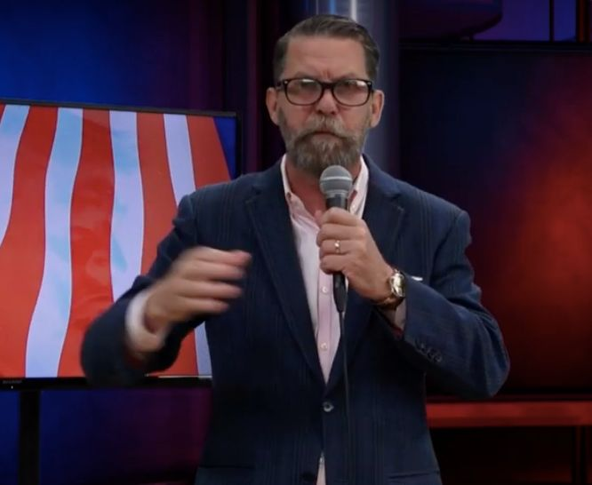 Gavin McInnes quits Proud Boys
