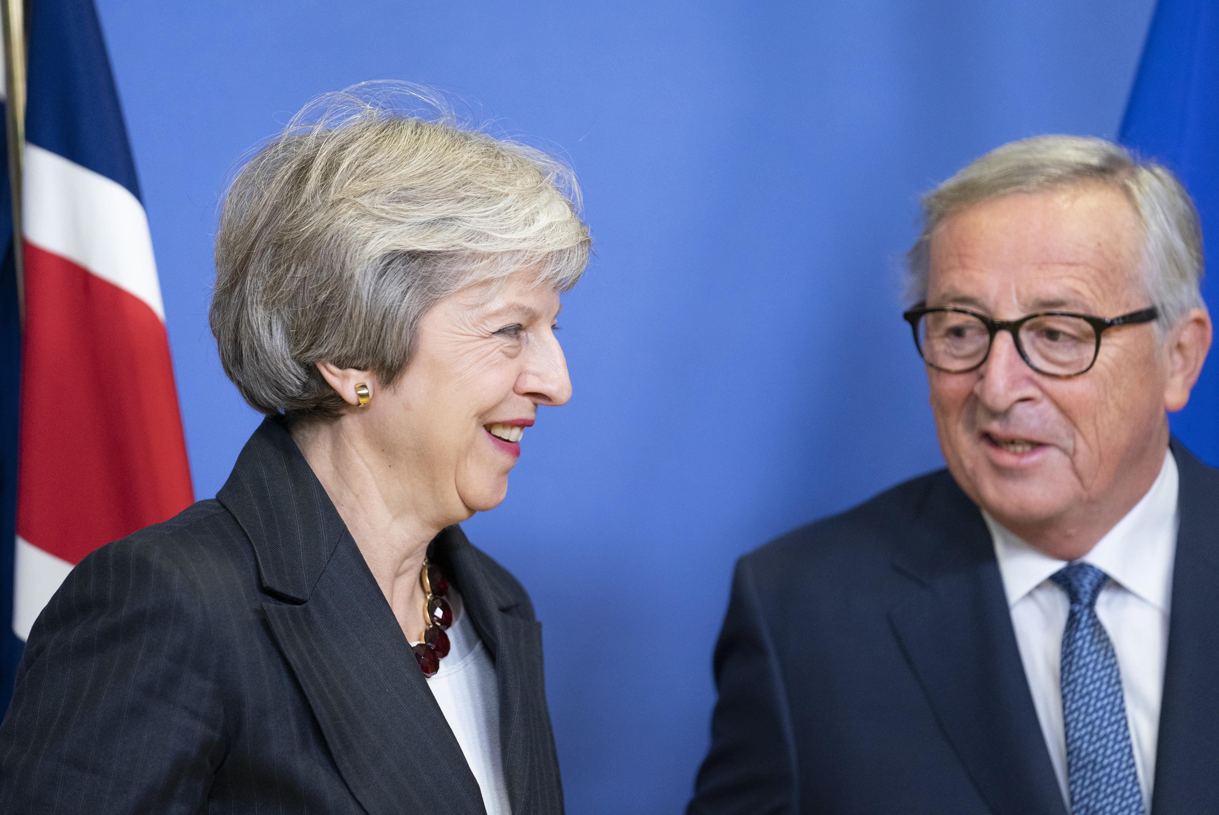 메이 영국 총리 : 영국은 EU를 틀림없이 탈퇴하지만 아닐 수도 있다