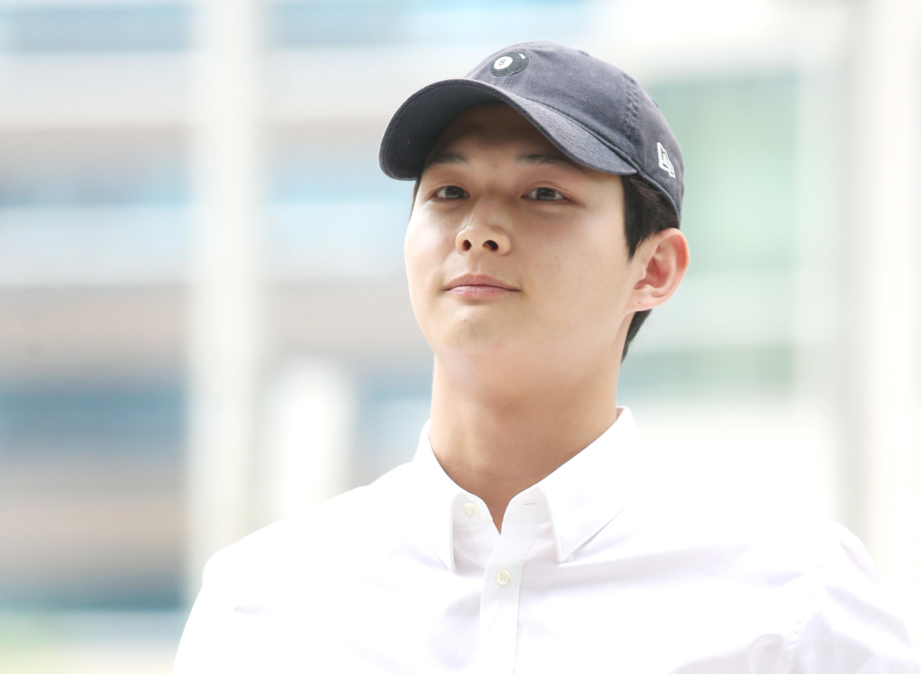 '동료 연예인 성추행' 배우 이서원이 검찰 구형 이틀 앞두고 갑자기