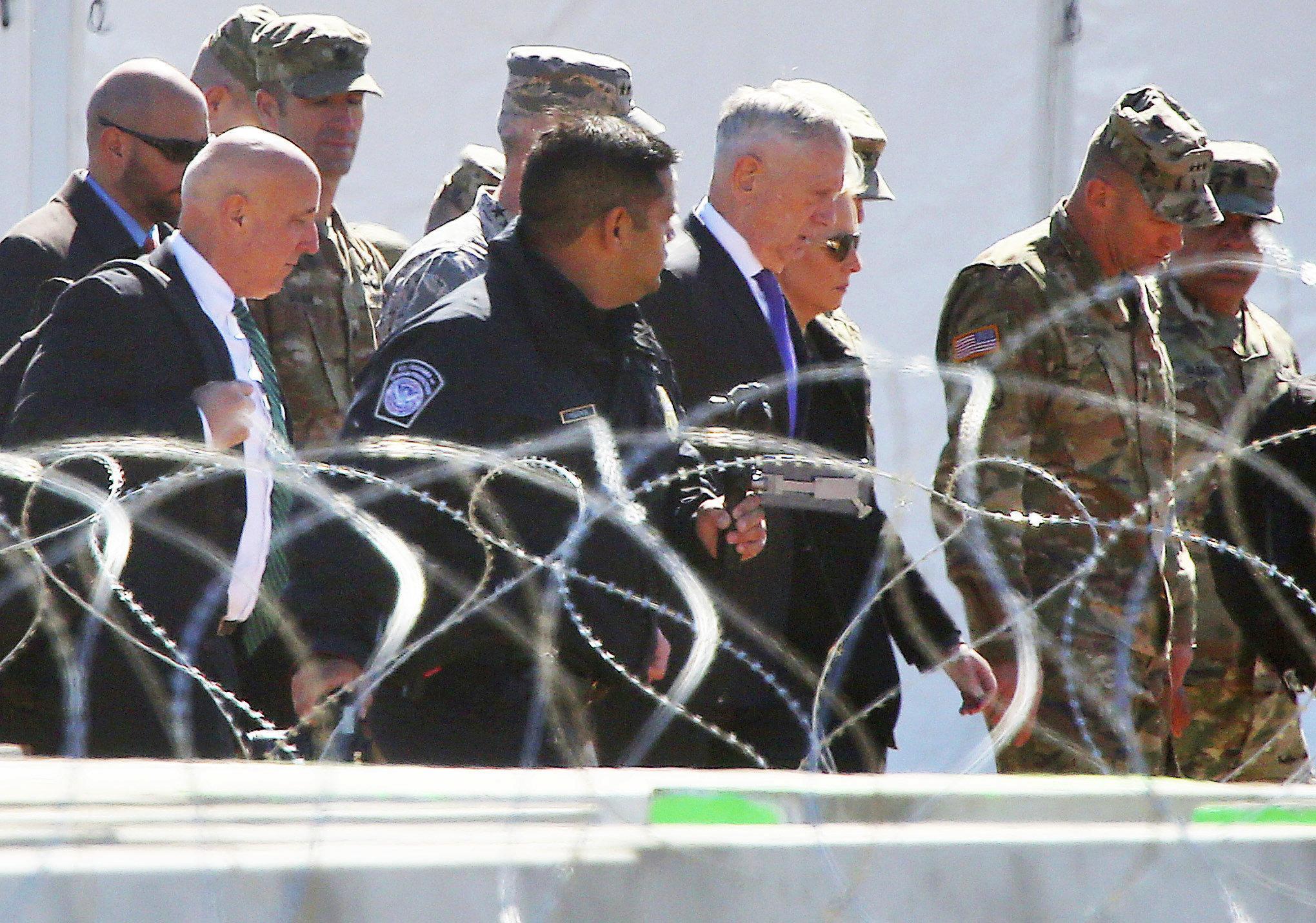 Πάνω από 4.000 μετανάστες στην Τιχουάνα - Οι ΗΠΑ προειδοποιούν για πιθανή στρατιωτική