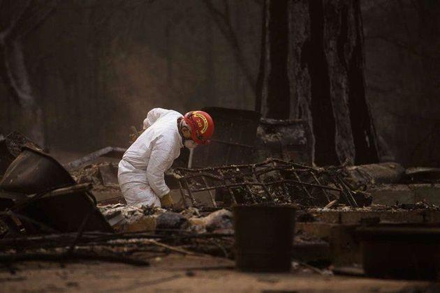 Στους 83 οι νεκροί στην Καλιφόρνια - Εκατοντάδες οι