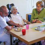 Pfleger über Begegnung mit Merkel: