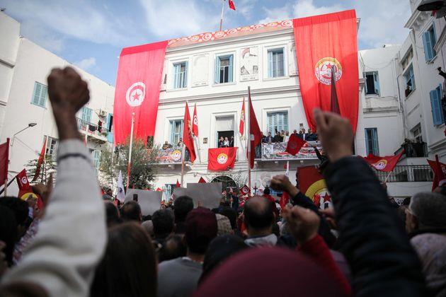 Grève de la fonction publique: Un taux de participation de 90% selon le secrétaire général adjoint de...