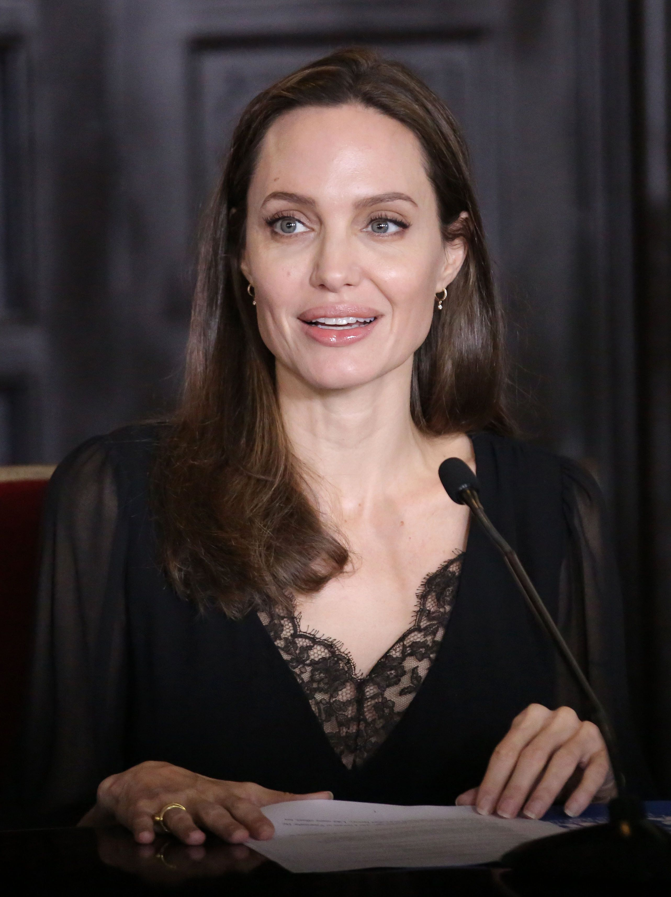 Angelina Jolie To Guest Edit Radio 4's Today