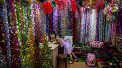 Το πραγματικό χριστουγεννιάτικο χωριό είναι τελείως διαφορετικό απ' ότι