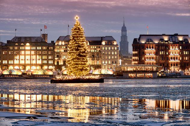 Μια ωραία Χριστουγεννιάτικη ιδέα από την Γερμανική Πρεσβεία για τα