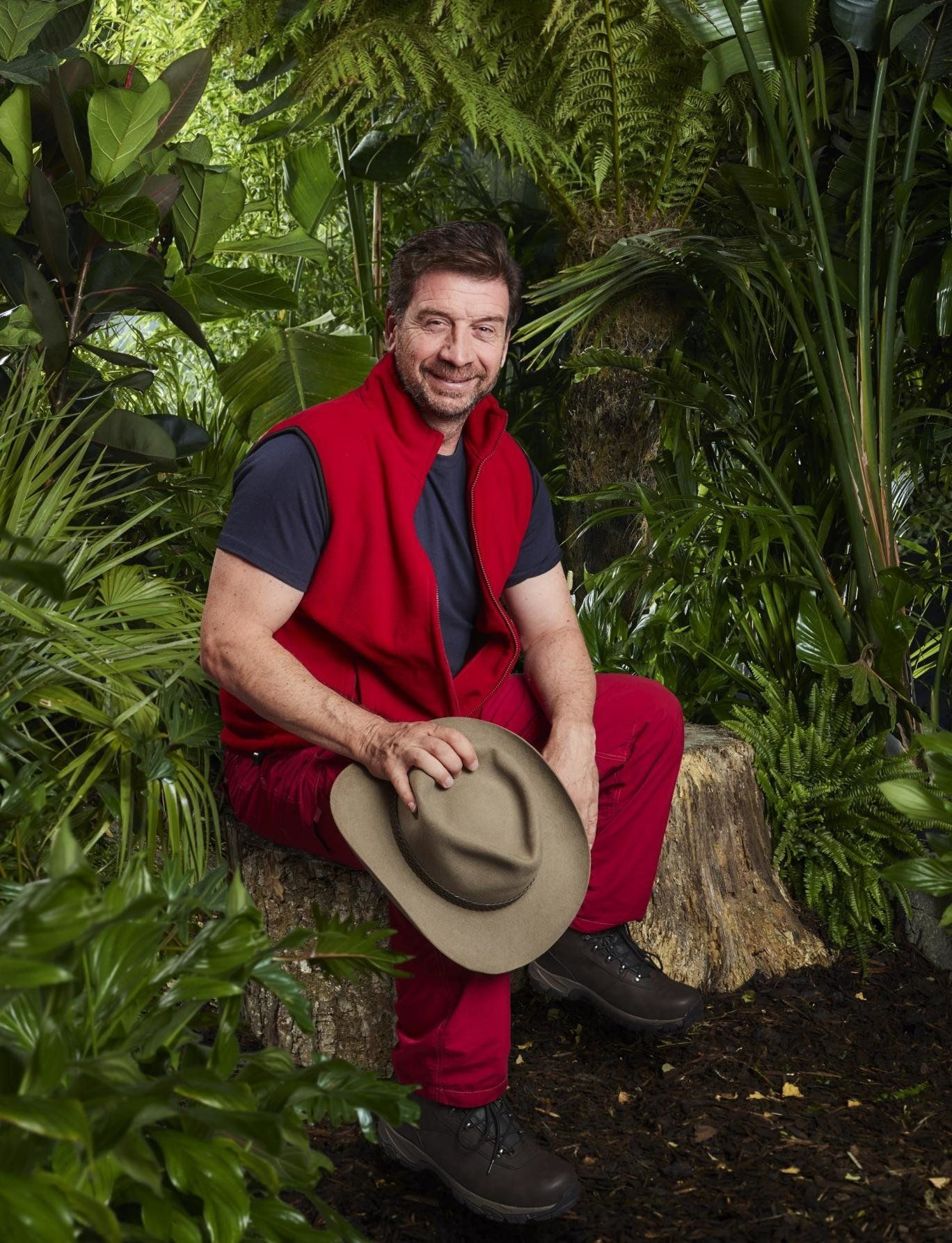 I'm A Celebrity's Nick Knowles Rises To Top Of iTunes