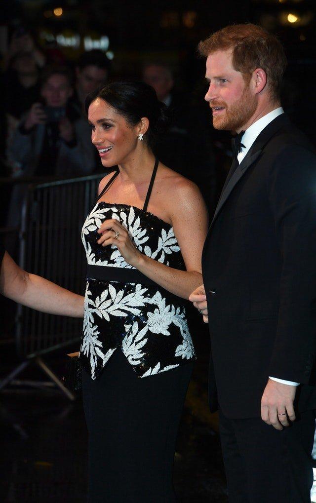 Royals: Meghan erfährt Geheimnis über Harry – sie denkt, es sei ein