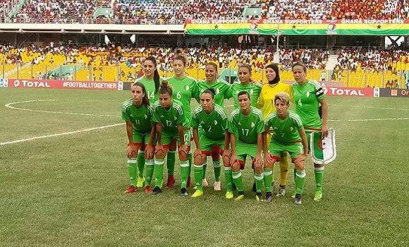CAN-2018 dames : les Algériennes affrontent le Mali pour éviter un 3e revers de