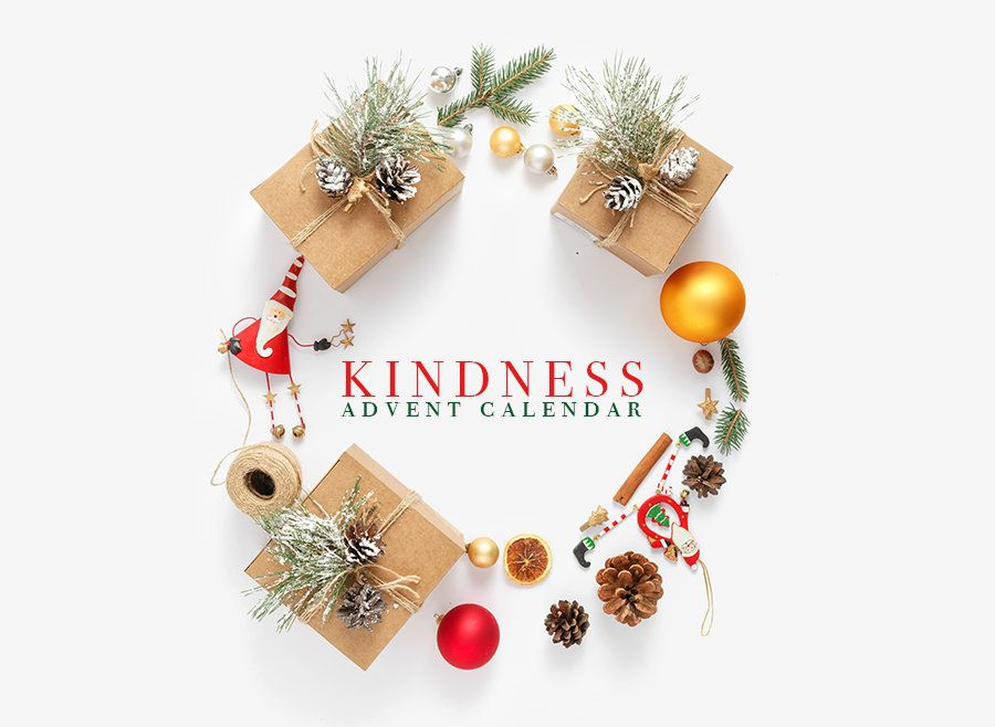 Our Kindness Advent Calendar Will Inspire You This