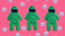 Adorable Baby Snowsuits For Winter To Keep Those Tootsies