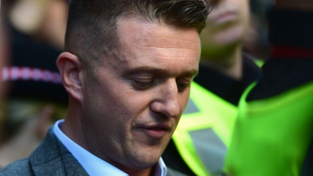 Tommy Robinson Lands Job Advising The Leader Of