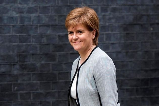 Scottish First Minister Nicola