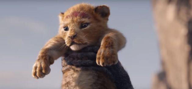 '실사+CG 영화' 디즈니 '라이온 킹' 첫 예고편이