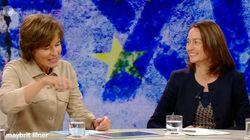 """Illner"": SPD-Ministerin Barley nennt Brexit ""Operation am offenen Herzen"""