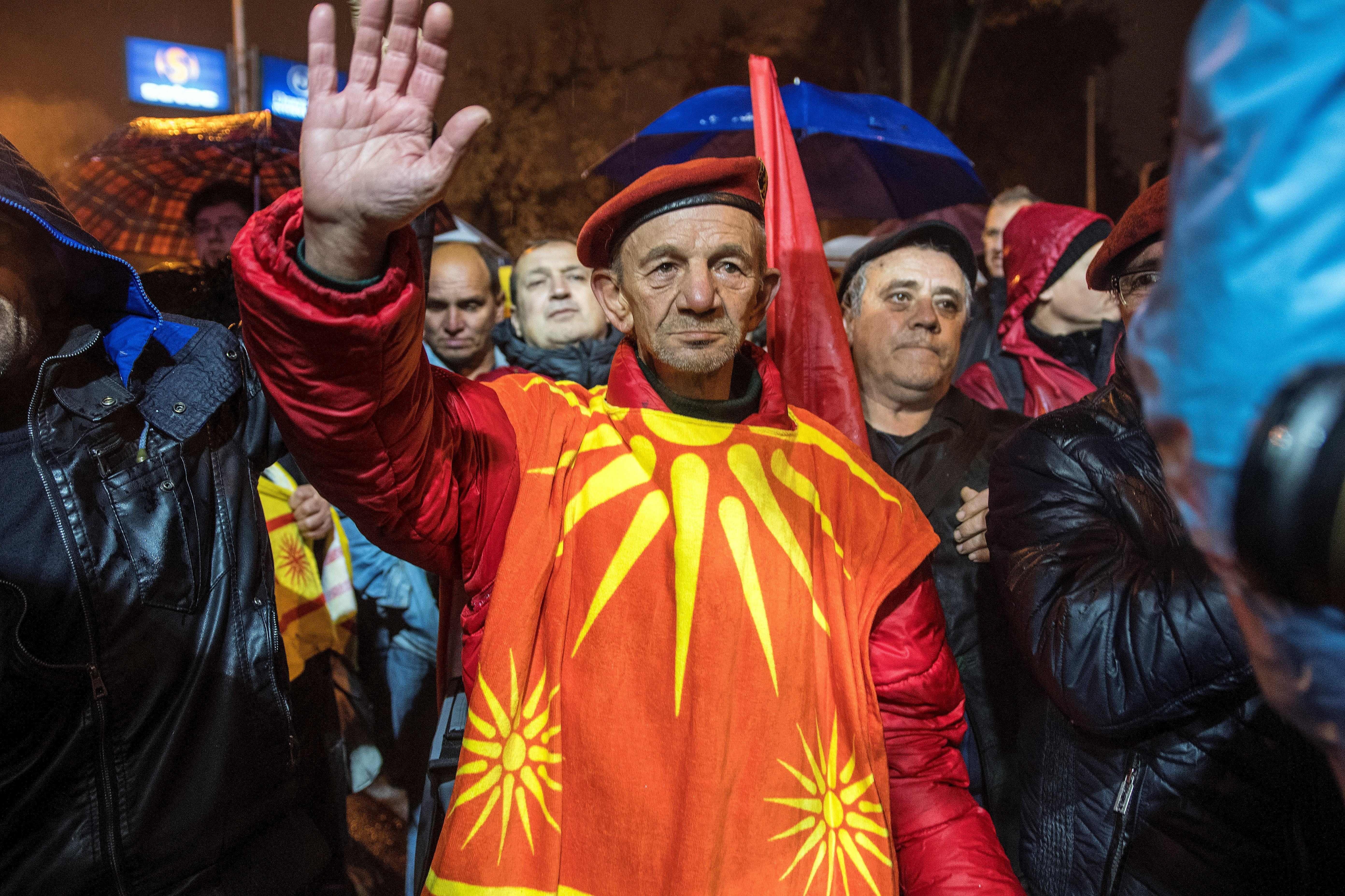 Υπέρ της αλλαγής του Συντάγματος το 55% των πολιτών στη πΓΔΜ, σύμφωνα με