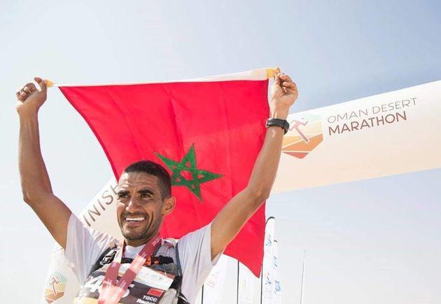 Marathon du désert d'Oman: Les Marocains raflent tous les
