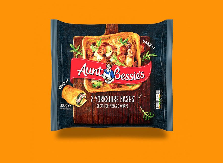 Image result for aunt bessies yorkshire pudding wrap