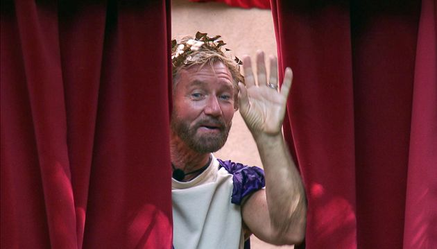 Noel Edmonds is rubbing his campmates up the wrong