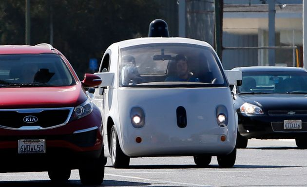 Driverless Cars Could Create 'Red Light Districts On Wheels', Study