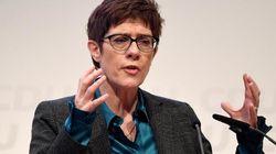 Kampf um CDU-Parteivorsitz: Kramp-Karrenbauer baut Vorsprung