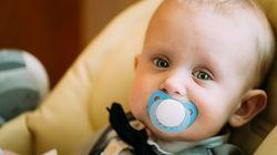 Dreckigen Schnuller des Babys selbst ablutschen? Forscher finden Zusammenhang zu Gesundheit des