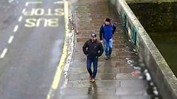 CCTV Released Of Two Russian Suspects In The Salisbury