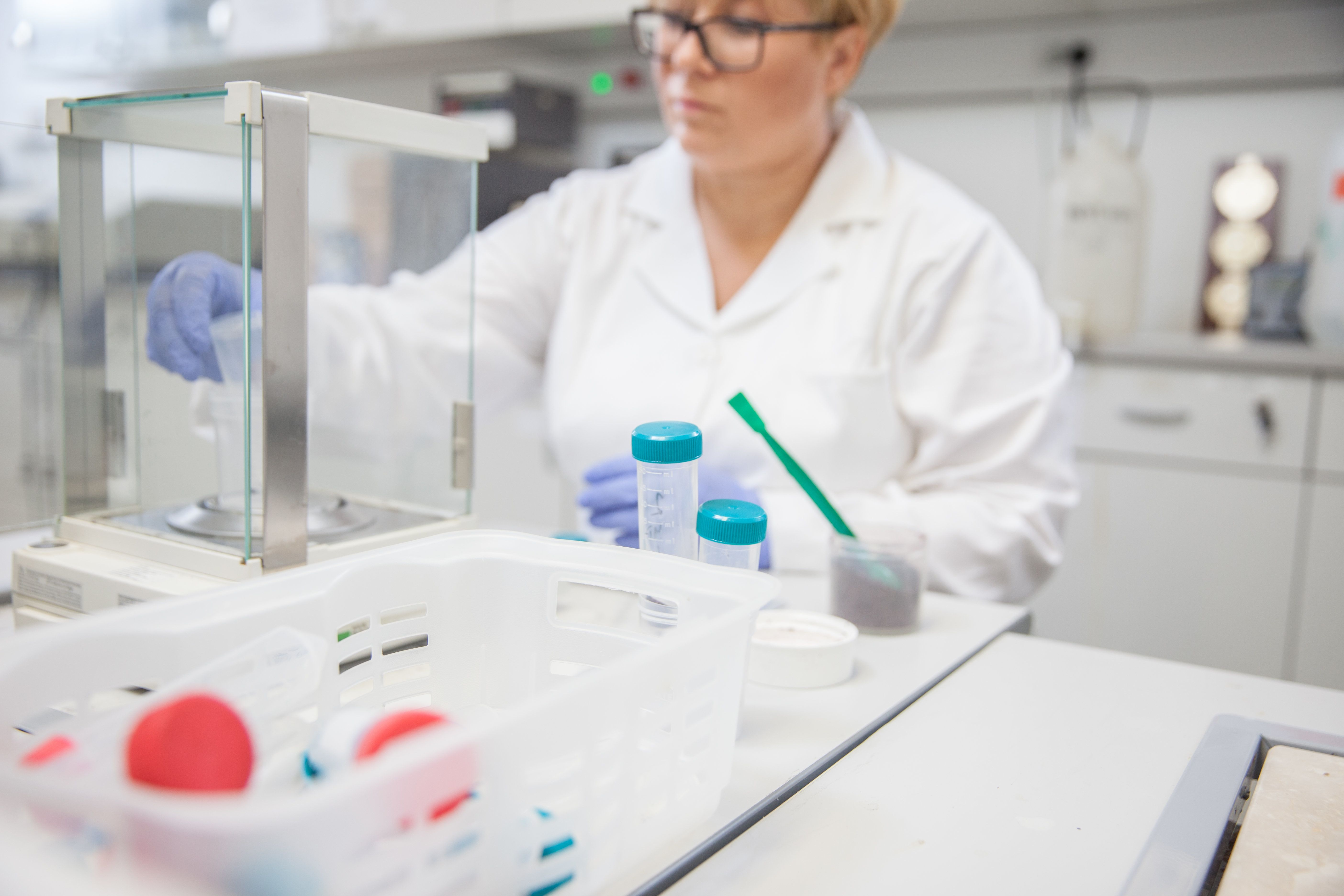 Création d'un centre de recherche en sciences pharmaceutiques à