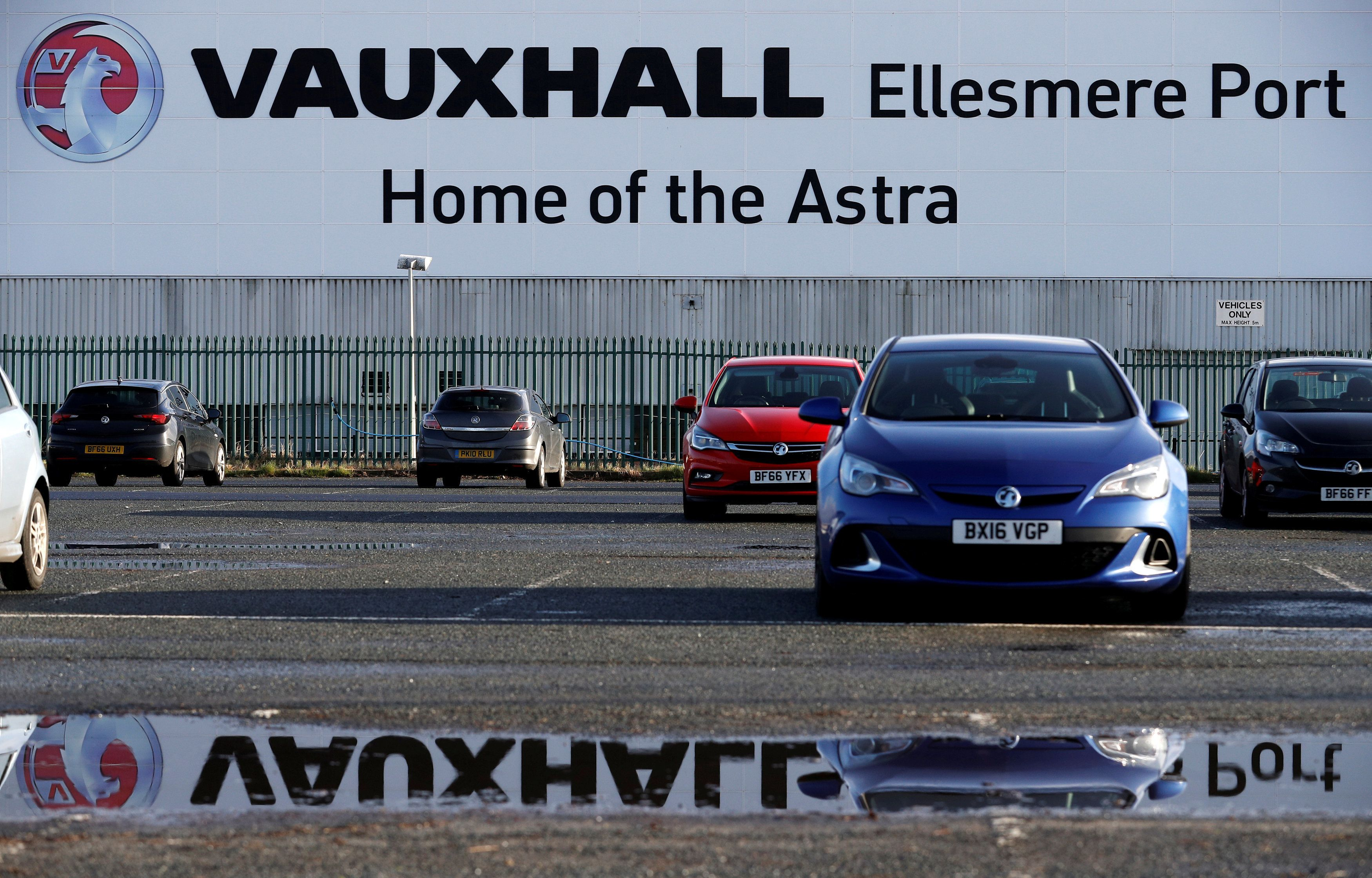 Vauxhall To Cut 241 Jobs In Restructure Of Main Car