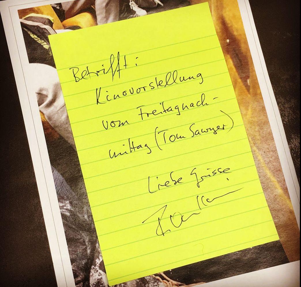 Kino-Betreiber erhalten Entschuldigungsbriefe – erst dann merken sie, was passiert