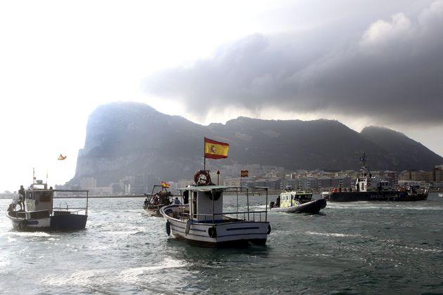 Gibraltar, point névralgique en