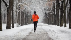 As A Woman, Running Alone In Winter Makes Me