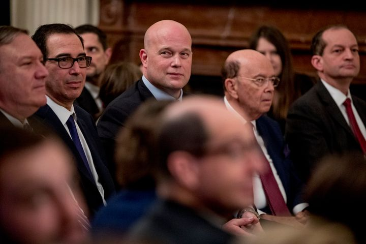 The appointment of Matthew Whitaker as acting attorney general is a troubling indication of the direction the Trump presidenc