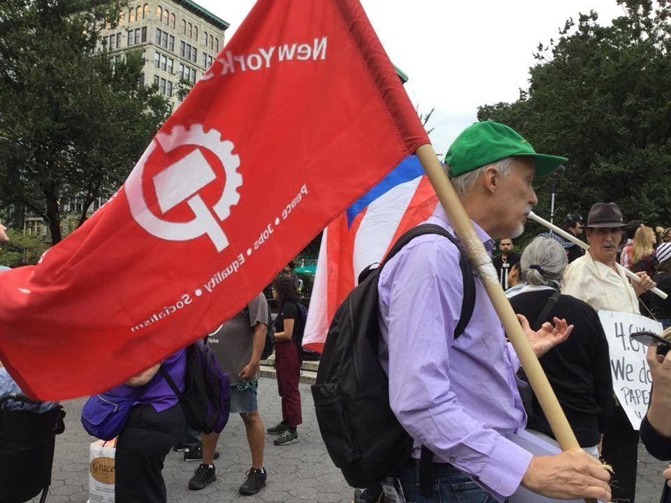 CPUSA: Οι Αμερικανοί κομμουνιστές