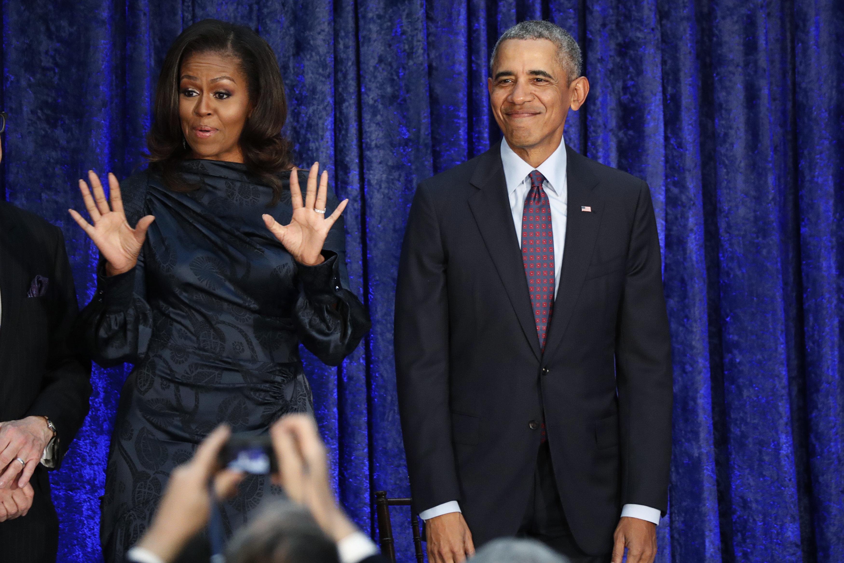 Barack Obama: Das fiel ihm bei erster Begegnung mit Michelle sofort