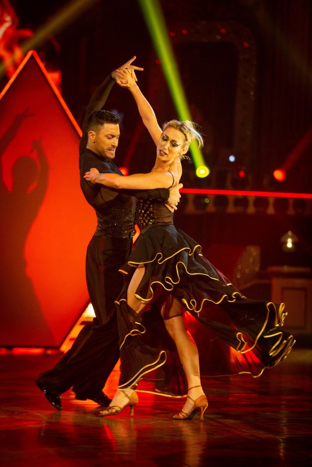Strictly Come Dancing's Faye Tozer Admits She's Struggling With Being Away From Her