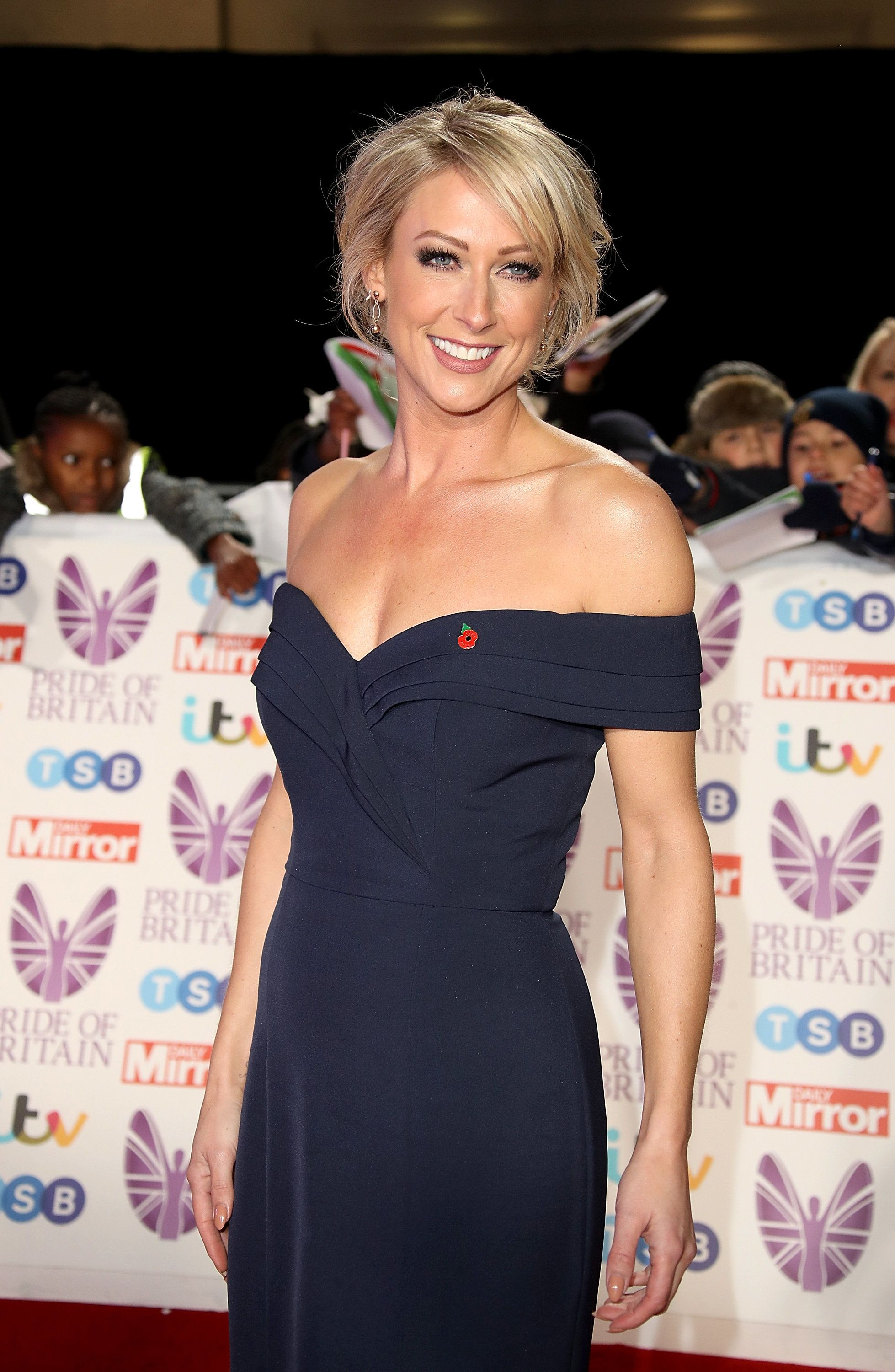 'Strictly' Star Faye Tozer Admits She's Struggling With Being Away From Her