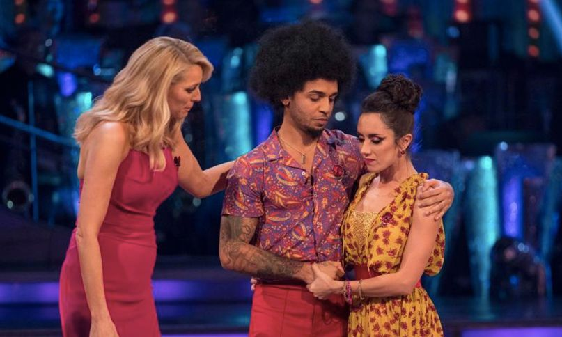 'Strictly' Judge Craig Revel Horwood Concedes Aston Merrygold Was 'Robbed' Last