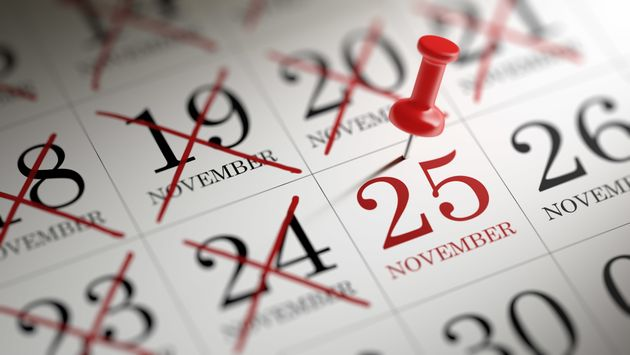 Le 25 novembre, c'est quoi