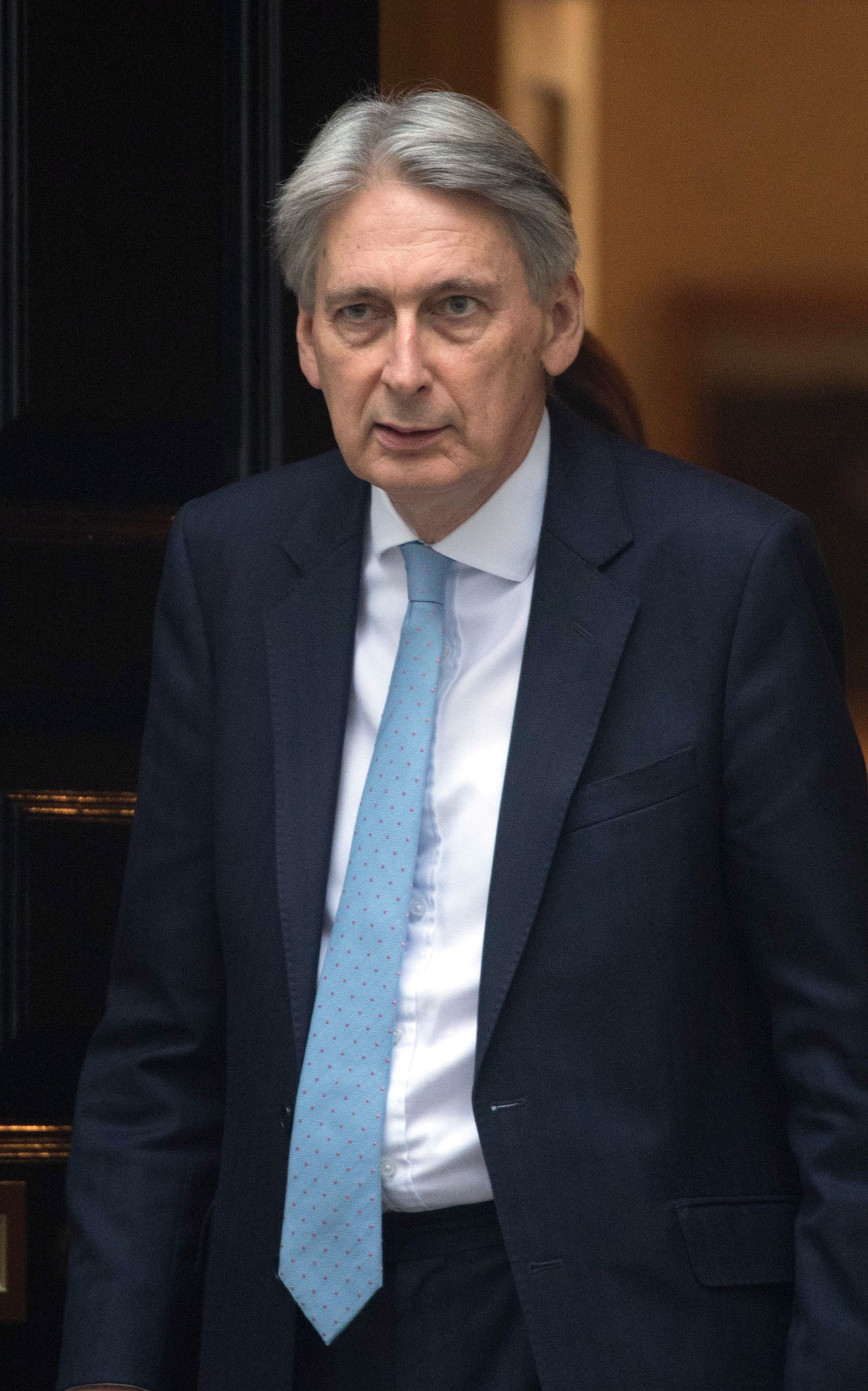Philip Hammond Says Theresa May's Brexit Deal Is Better Than Staying In The