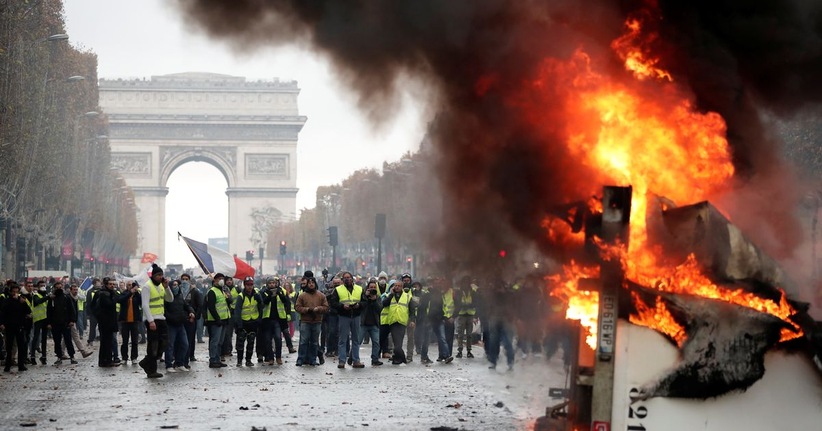 bbc france fuel unrest - 1100×740